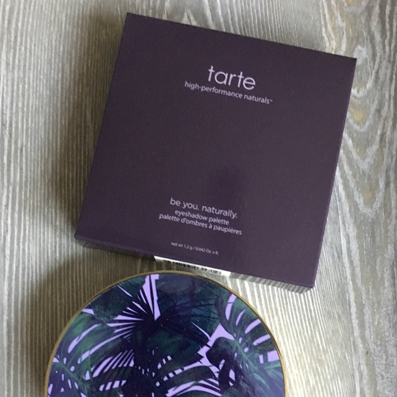 tarte Other - 🆕 Tarte be you naturally eyeshadow palette